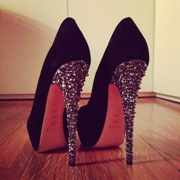 high heels black heels sparkle heels black pumps black sparkle heels black sparkle pumps black embellished heels black embellished pumps