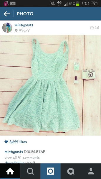 dress mint dress green prom dress