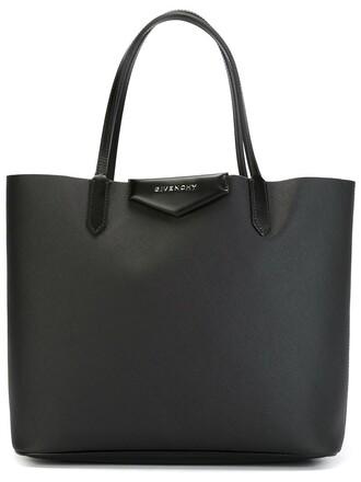 women cotton black bag