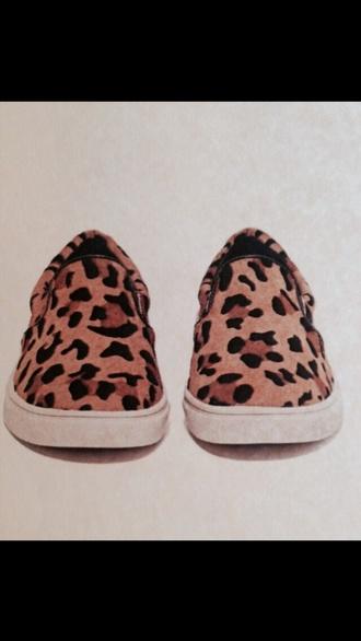 shoes leo print leopard leopard print sneakers print
