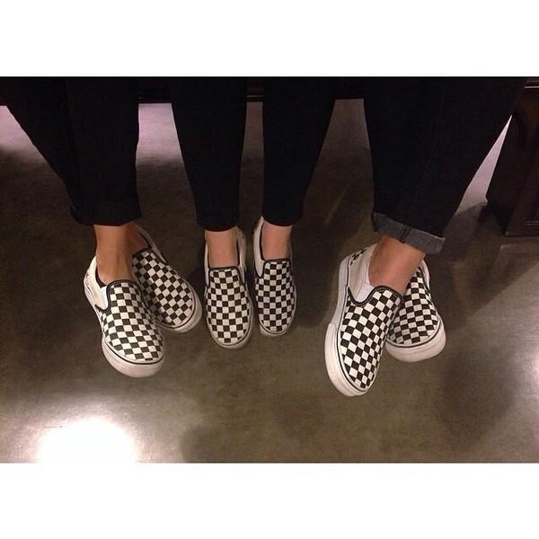 Vans Black And White Checkered