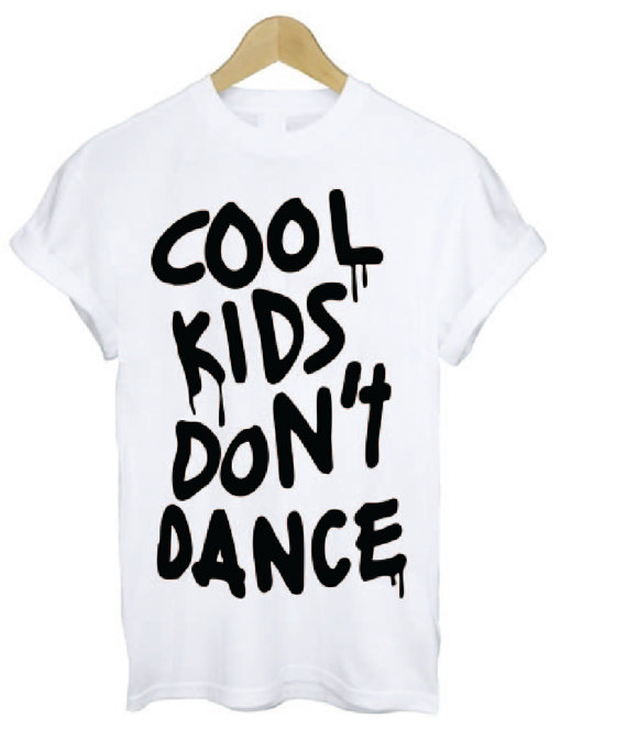 Zayn Malik Cool Kids Don't Dance Shirt One by BicheApparel on Etsy