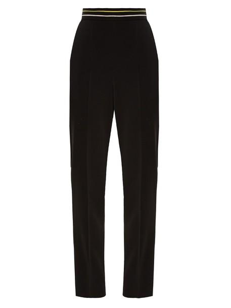 Peter Pilotto black pants