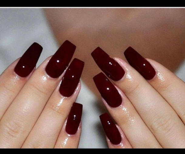 nail polish, love struck, struck, hot, trendy, fashion, nails ...