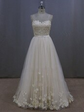dress,prom,prom dress,ivory,ivory dress,maxi dress,maxi,long,long dress,sexy,sexy dress,strapless,special occasion dress,strapless dress,sweetheart dress,leaves,floral,lace,lace dress,tulle dress,belt,wedding dress,wedding clothes,wedding,floor length dress,fabulous,gorgeous,amazing,wow,fashion,fashionista,sparkle,shiny,lovely,love,pretty,trendy,girly,cute,cute dress,dressofgirl,princess wedding dresses,princess dress