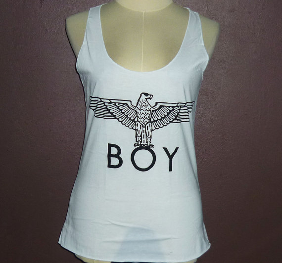 Girls shirt boy london engle ladies girls clothing tank tops women vest girls \girls shirt \girls t