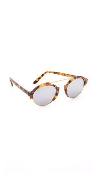 light sunglasses mirrored sunglasses silver