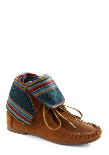 Mod retro vintage boots