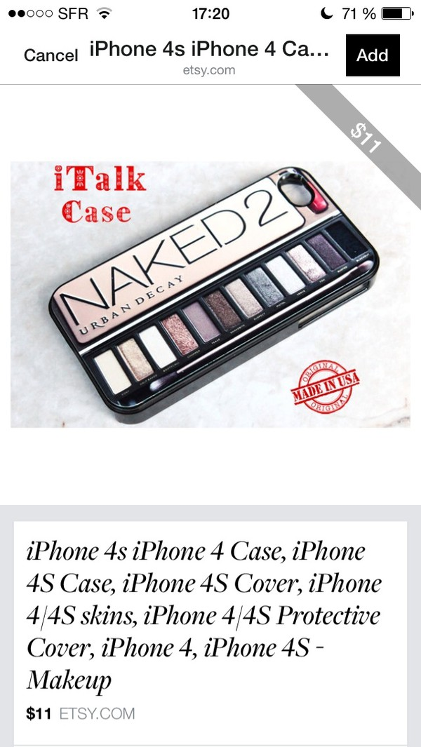 bag iphone case urban decay naked back naked