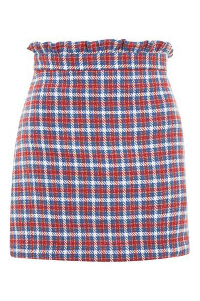 Topshop skirt mini skirt mini