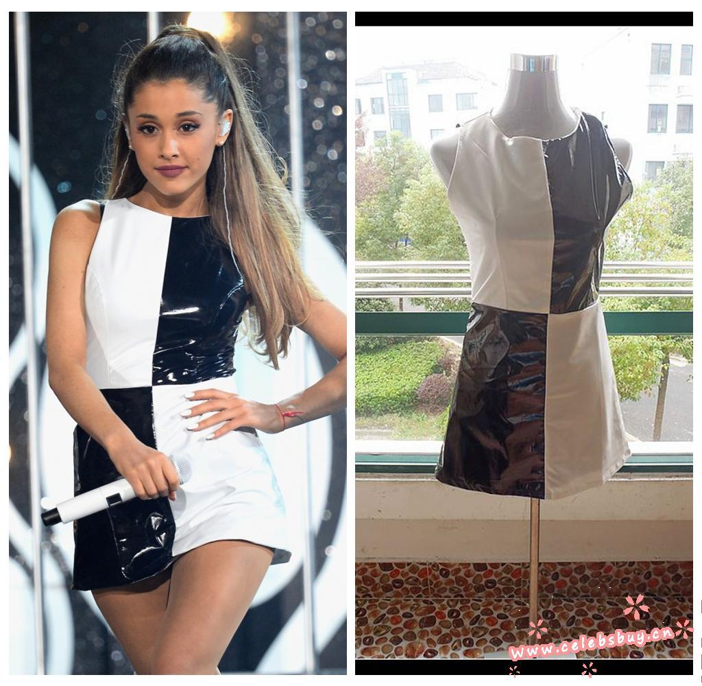 Ariana grande problem dress billboard music awards 2014 for Ariana grande wedding dress