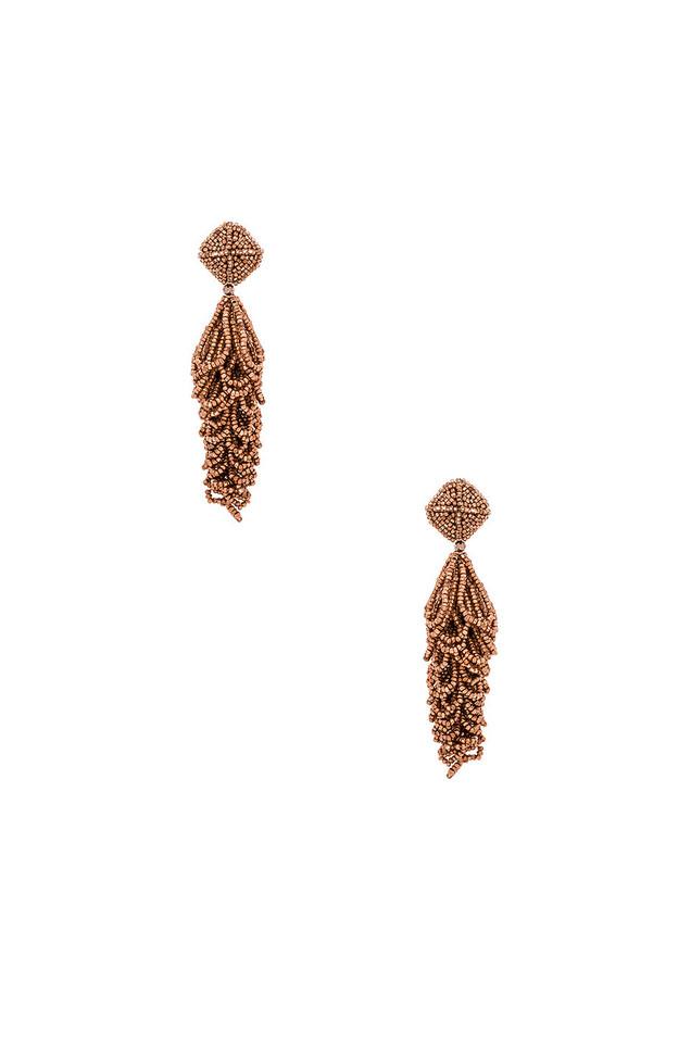 Sachin & Babi Lulu Earrings in gold / metallic