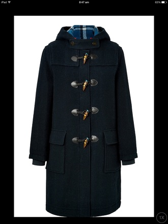 coat marc jacobs duffle coat mens duffle coat
