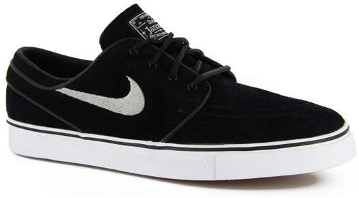 Nike SB Zoom Stefan Janoski SB Skate Shoes - black/black - Shoes > Men's Footwear > Skate Shoes