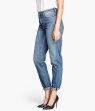 H&M Mom Jeans $39.95