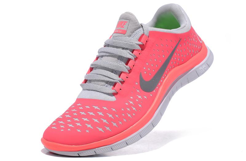 Sale Cheap Nike Free 5.0 Womens Light Gray Jade Running
