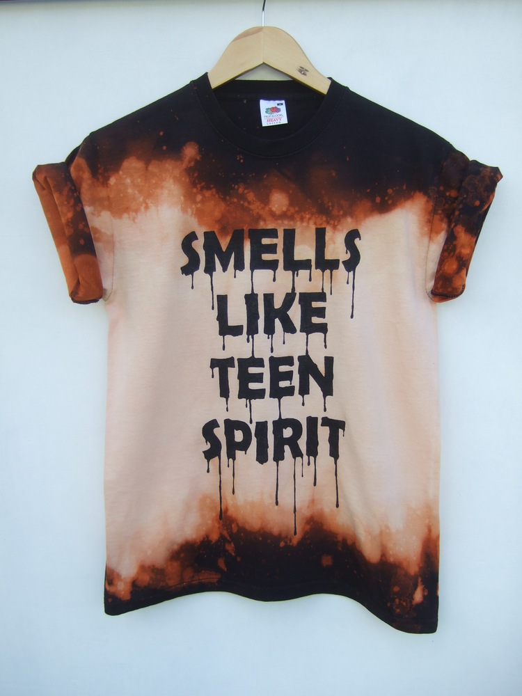 Tappington and wish — dripping smells like teen spirit t shirt