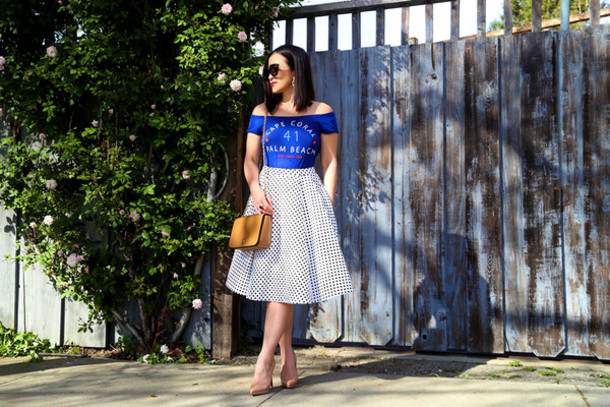 ktr style blogger t-shirt skirt jewels make-up shoes