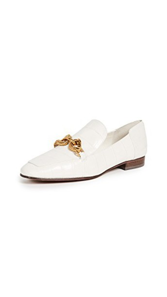 Tory Burch horse loafers shoes