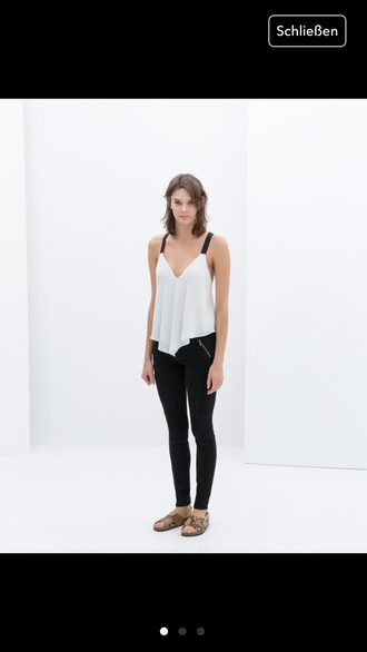 zara style top blogger sold out