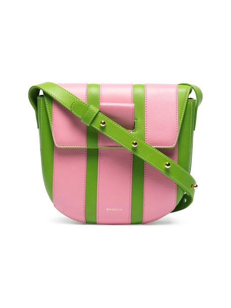 Wandler women bag crossbody bag leather green