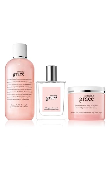 philosophy 'amazing grace' collection (Limited Edition) ($82 Value) | Nordstrom