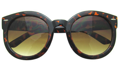 00bd3c8283b Girl and the City Sunglasses in Tortoise