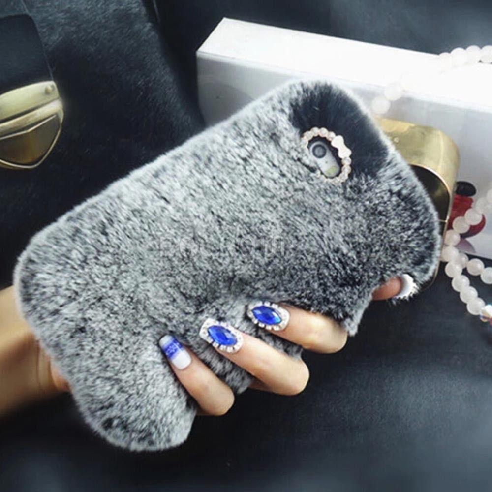iphone 6 case fluffy