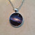 Buy 2 Get 1 Free 3D Milky Way Galaxy In Space Glass Dome Pendant Necklace Or Key Chain on Luulla