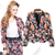 Brand Women's fashion casual fashion Floral Printed print black small suit Blazers women's for female Clothing fashion Ks646-inBlazer & Suits from Apparel & Accessories on Aliexpress.com