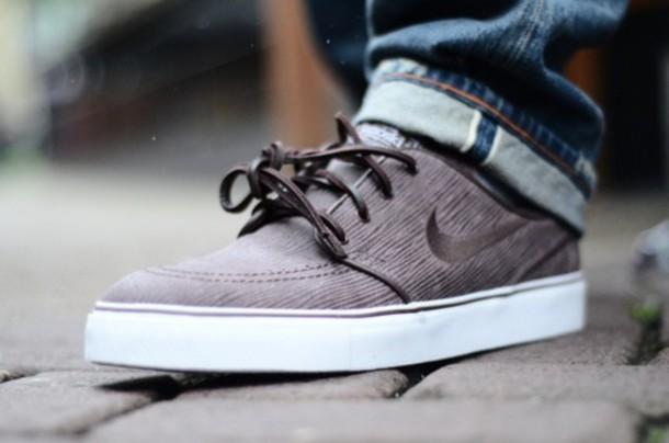 d1d8c374025a shoes nike zoom stefan janoski woodgrain nike casual shoes