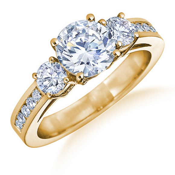 ring engagement ring gold diamond jeans engagement blue white gold ring