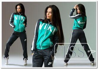 jacket nike mint stripes tracksuit zip pants jumpsuit sportswear