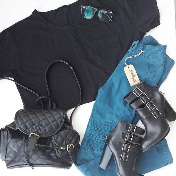 top blue jeans teal denim teal jeans jeggings leggings