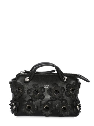 mini bag floral black