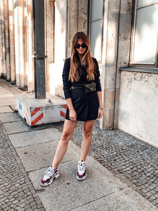 shoes dress black dress sneakers sunglasses