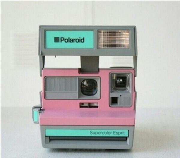 Polaroid Pink Cool Cam 600 Instant Film Camera Ebay