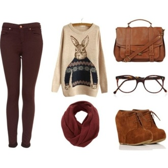 shoes hipster booties wedges high heels cute brown shoes beige beige shoes shirt pants bag sunglasses