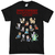 Stranger Cats T-shirt - Basic tees shop