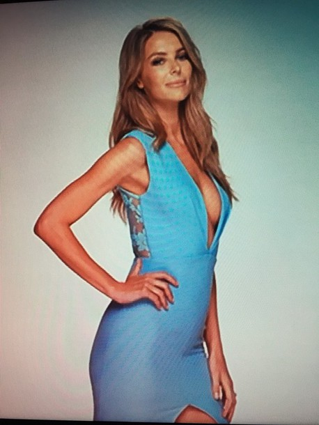 dress jennifer hawkins