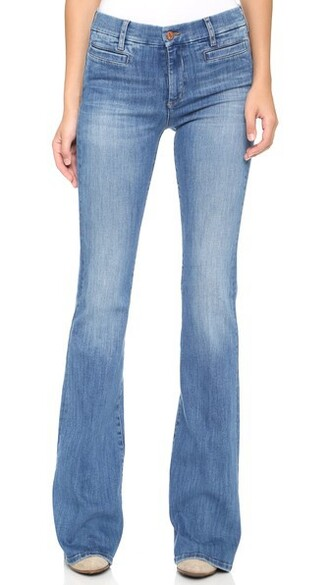 jeans flare jeans flare bee