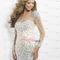 Buy scoop natural short/mini sheath/column 2015 prom dresses at millybridal.net