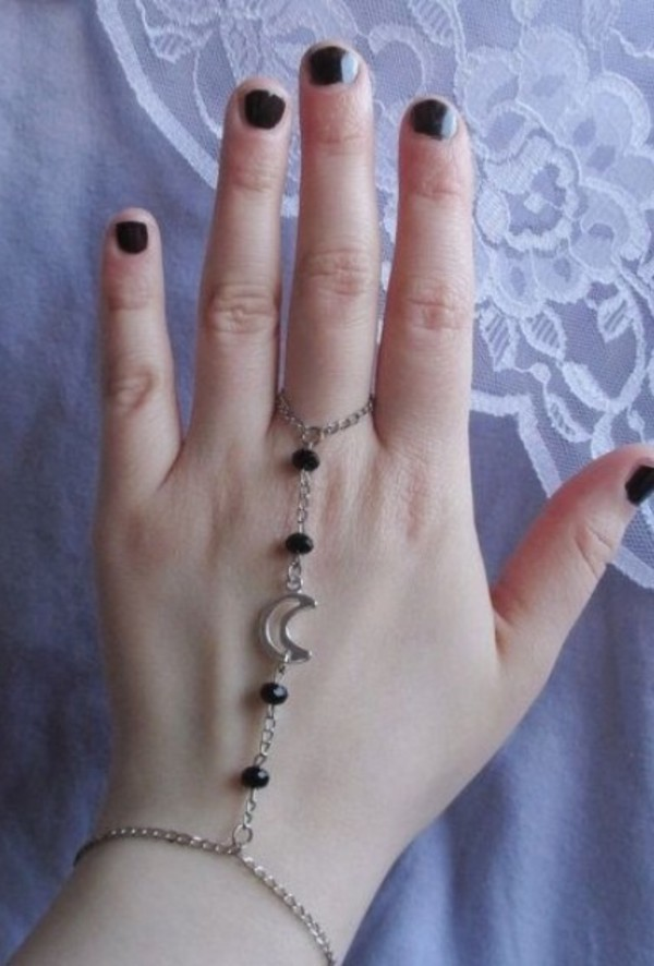 jewels bracelets ring moon