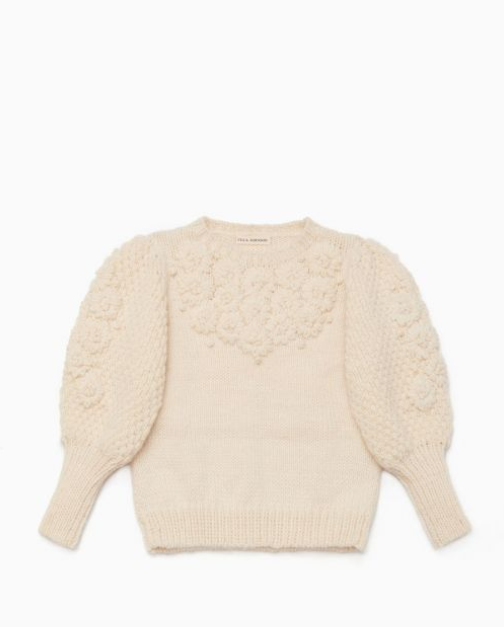 Capri Sweater - Cream