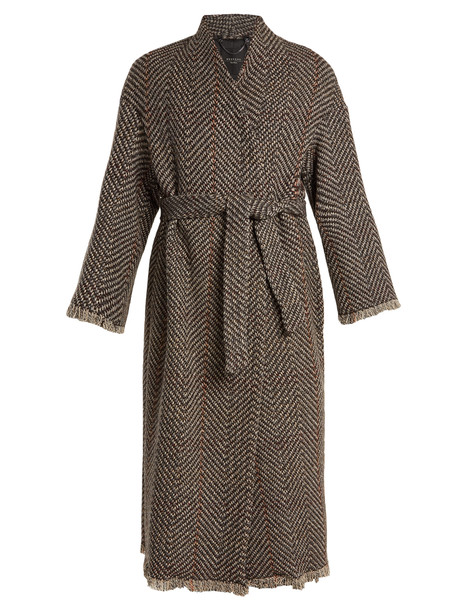 WEEKEND MAX MARA coat brown