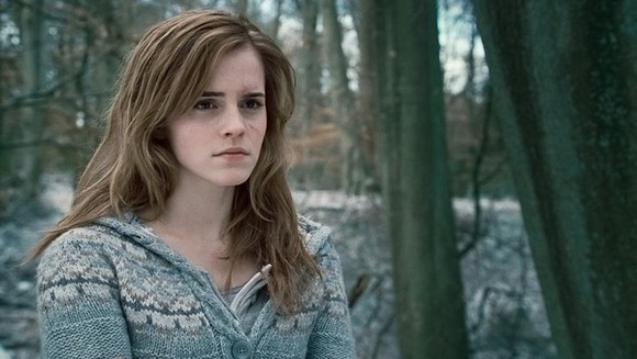 harry potter jacket hermione white cream grey cardigan emma watson winter sweater winter outfits knitted cardigan deathly hallows deathly hallows clothing warm cozy cute pattern