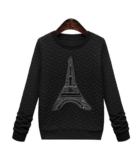 Chic paris sweatshirt · fashion struck · online store powered by storenvy