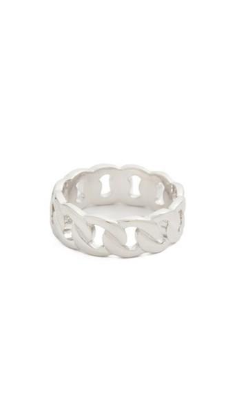 Vanessa Mooney The Neptune Ring - Silver