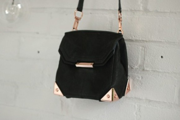 lether bag bag black bag