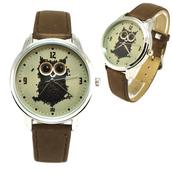 jewels,owl,coffee,brown,coffee beans,watch,ziz watch,ziziztime